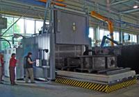 Los hornos eléctricos para el procesamiento térmico