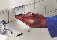 Pastas abrasivas para manos sucias