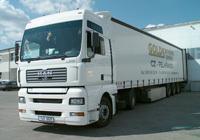 Transporte de carga por camiones