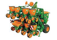Máquinas sembradoras