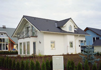 Casas unifamiliares con llave