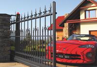 Puertas autoportantes