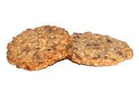 Galletas integrales de cereales