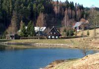 Alojamiento en cabañas de montaña en la república checa