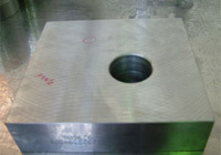 Labrado de piezas metálicas