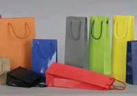 Bolsas en papel