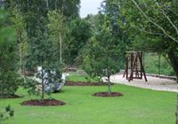 Proyección y realización de jardines