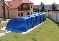 Techado de las piscinas