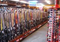 Alquiler de esquís y snowboards