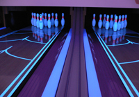 Pistas de bowling