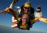 Salto en tandem con paracaídas