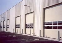 Puertas para uso industrial