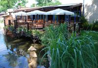 Restaurante de pescado praga
