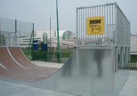 Módulos para parques de skate