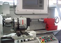 Maquinado de piezas metalúrgicas
