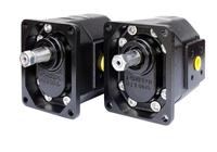 Motores hidráulicos de engranajes
