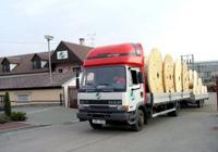 Transportación de mercancía