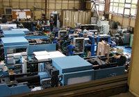 Máquinas de inyección para plásticos