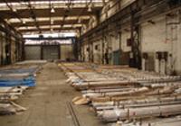 Producción de piezas metalúrgicas