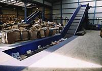 Equipos para reciclaje de desperdicios