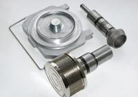Producción de componentes para máquinas textileras