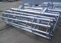 Producción de piezas metálicas
