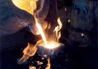 Piezas fundidas de hierro colado