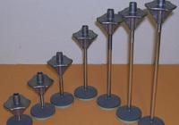 Puntales separadores de apoyo