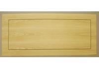 Placas machihembradas de chapa de madera