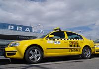 Transporte taxi praga