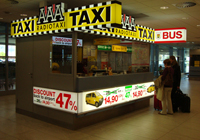 Taxi barato praga